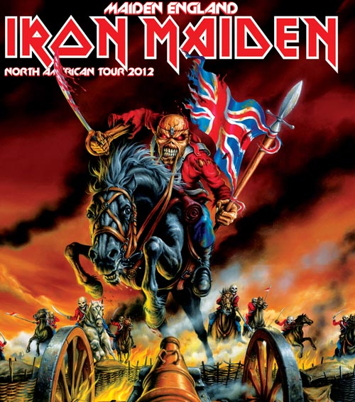 afis iron maiden