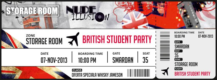 british student party