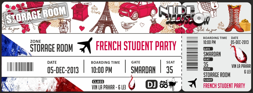 French Student Party_cover