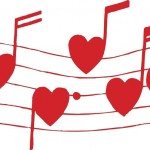 """Musical Love"" de Valentine's Day"