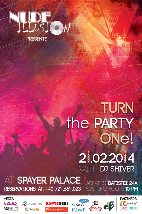 Turn the Party ONe!_web